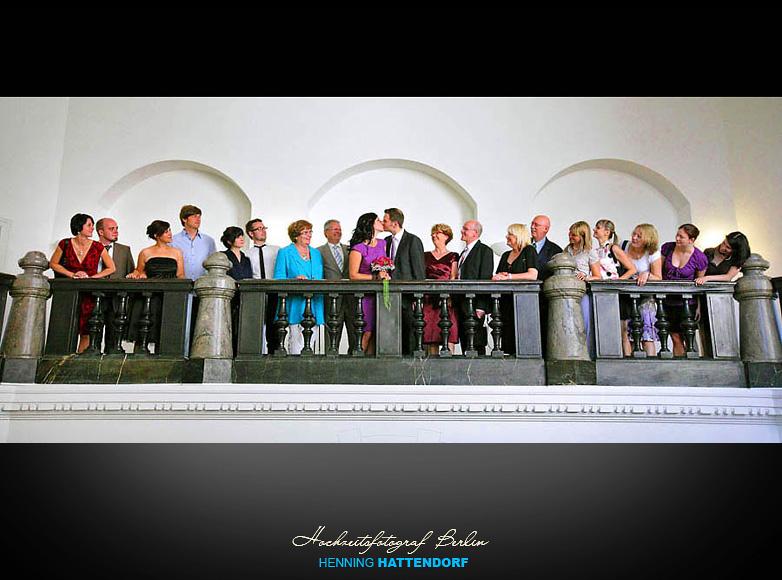 Gruppenbild, Hochzeitsfotograf, Dortmund