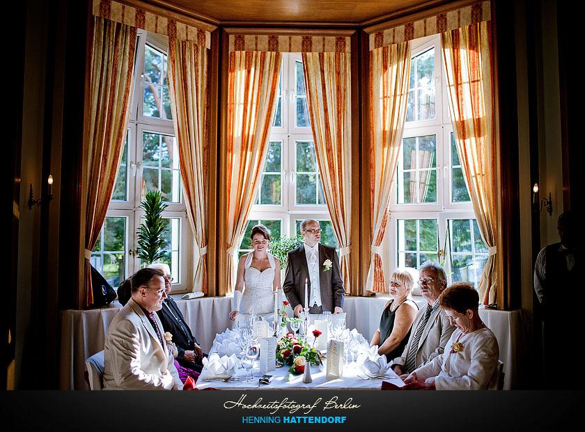 Hochzeitsfotograf Berlin im Haus Sanssouci