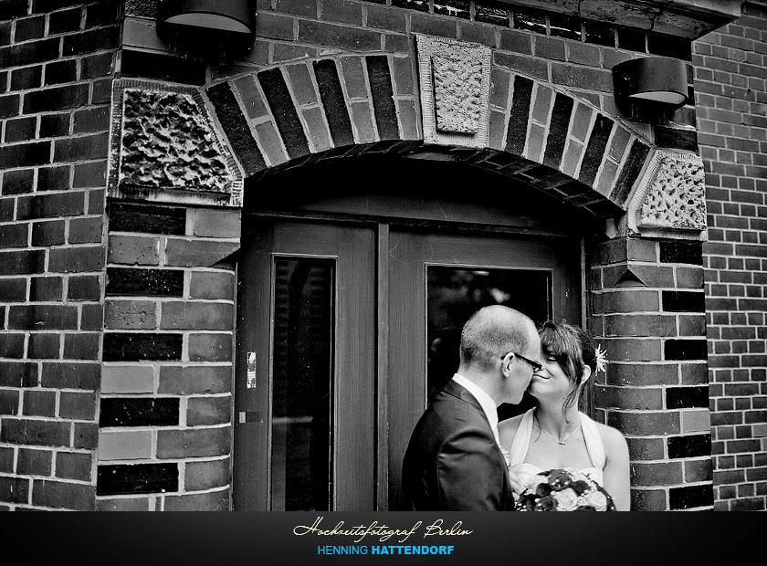 Hochzeitsfotograf Berlin Hochzeitsportrait