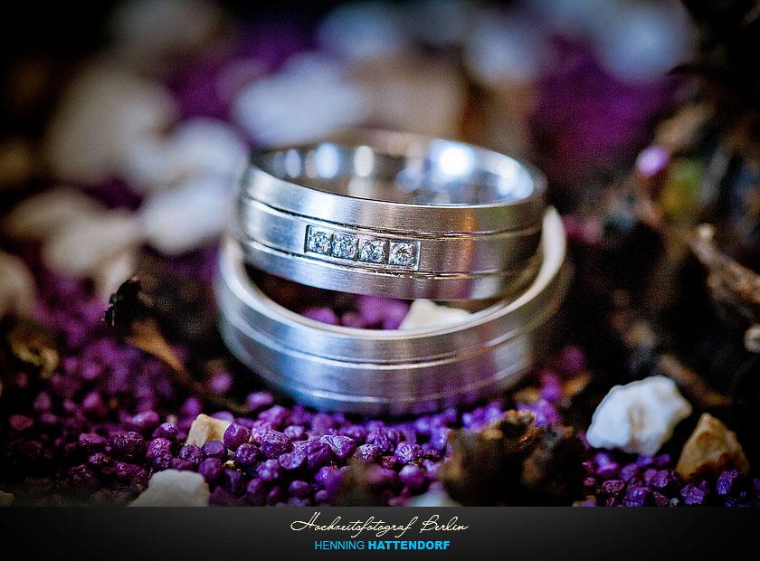 Hochzeitsfotograf Berlin Ringfoto