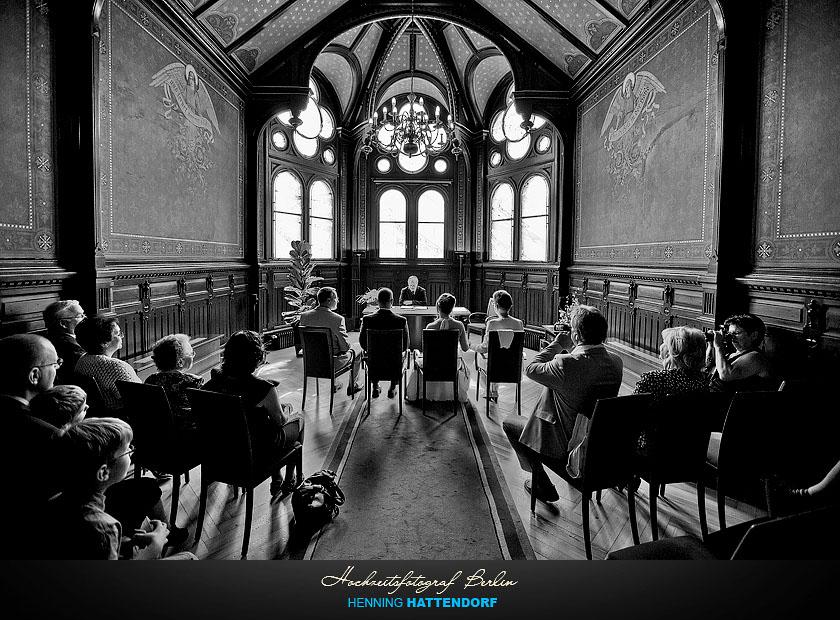 Hochzeit im Standesamt Neukoelln Kapelle