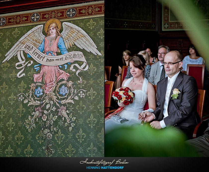 Hochzeit im Standesamt Neukoelln