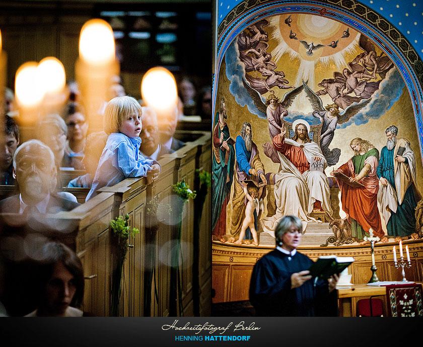 Hochzeit Fotograf Heilandskirche Kirche Sacrow Potsdam