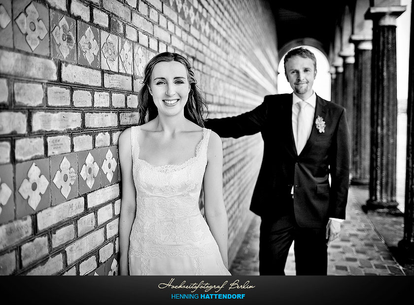 Fotograf Hochzeitsportrait Potsdam Sacrow