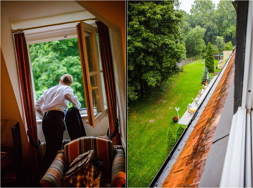 Hochzeitsfotograf Schloss Wulkow Hochzeit Vorbereitung