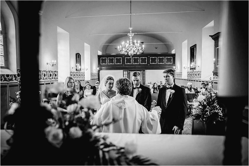Hochzeit Kirche Schloss Wulkow
