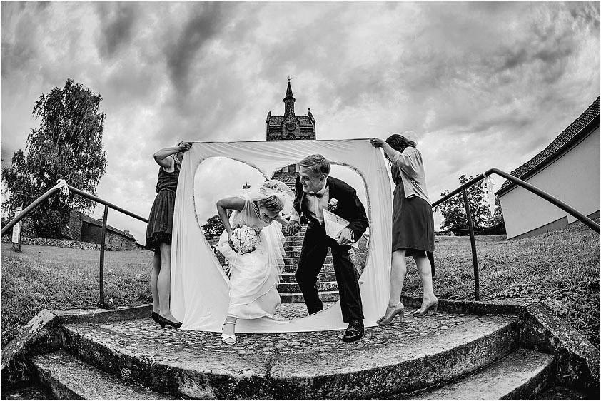 Hochzeitsfotograf Schloss Wulkow