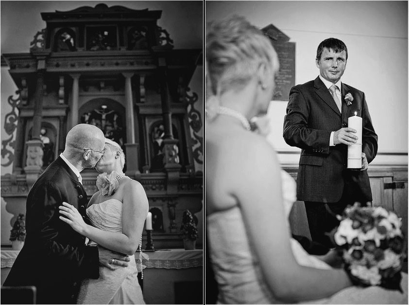 Hochzeitsfotograf Brandenburg Hochzeit Herzfelder Kirche