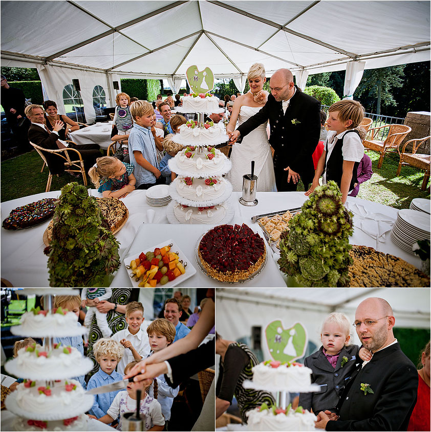 Hochzeitsfotograf Brandenburg Schloss Herzfelde