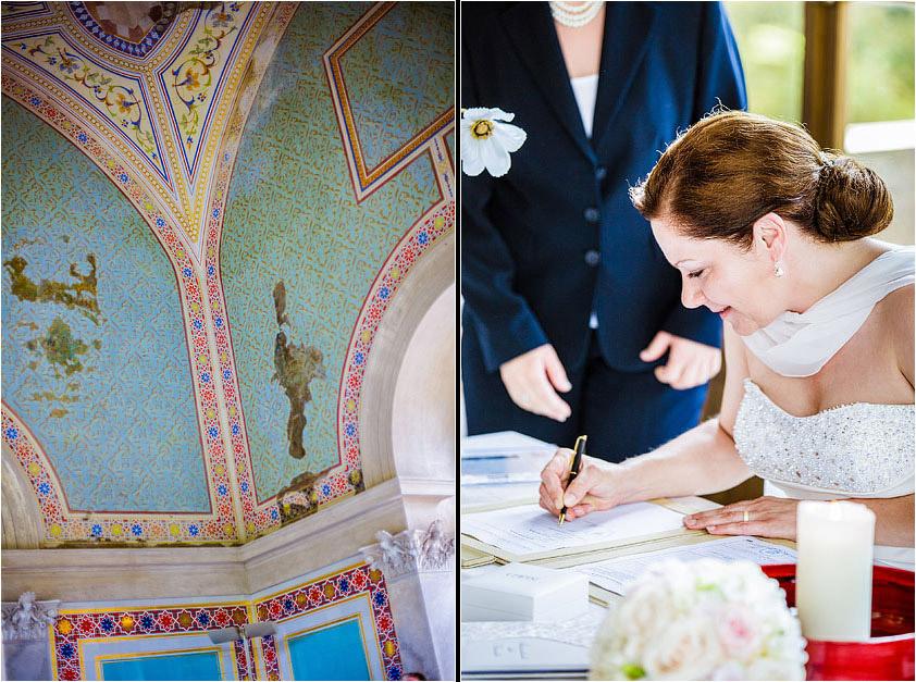 Hochzeit Potsdam Belvedere Pfingsberg