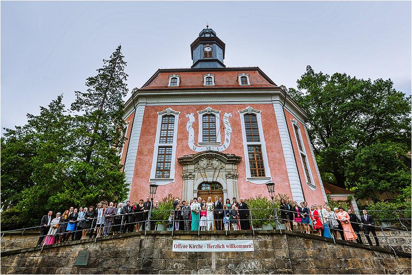 Hochzeit Dresden Loschwitzer Kirche