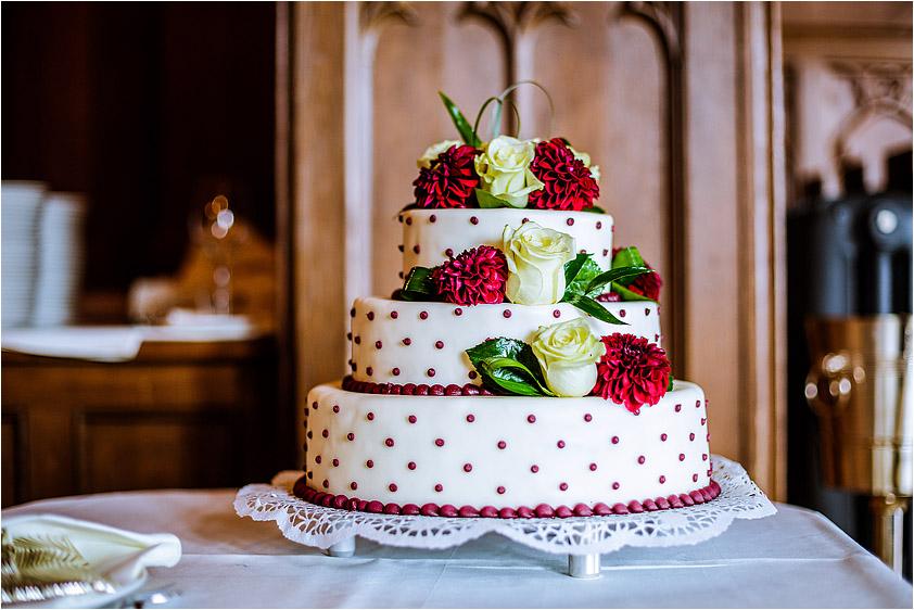 Hochzeitsfotograf Kuchen