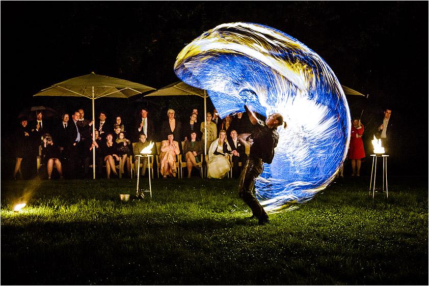 Hochzeitsfotograf Feuershow Feuerartist