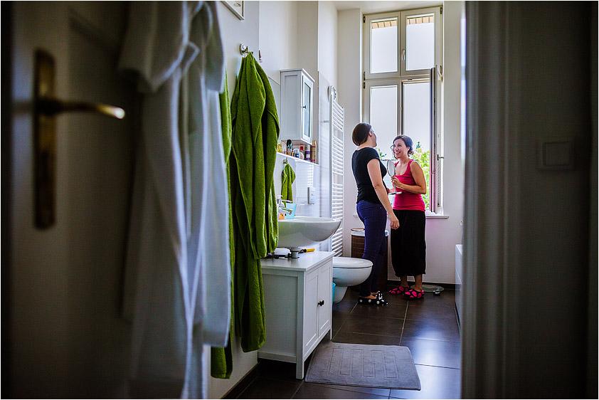 Hochzeitsfotograf Berlin Vorbereitung