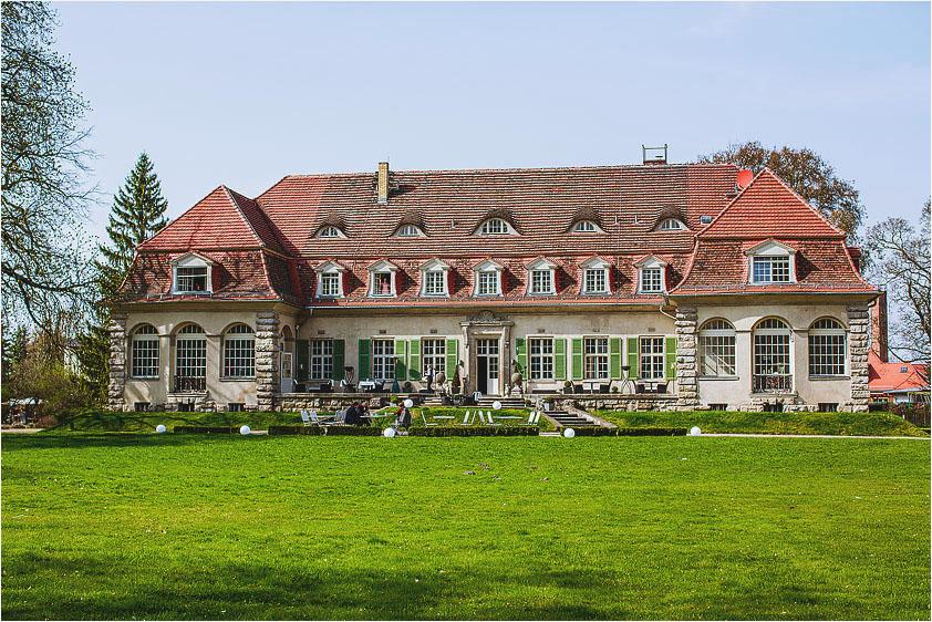 Schloss Kartzow bei Potsdam