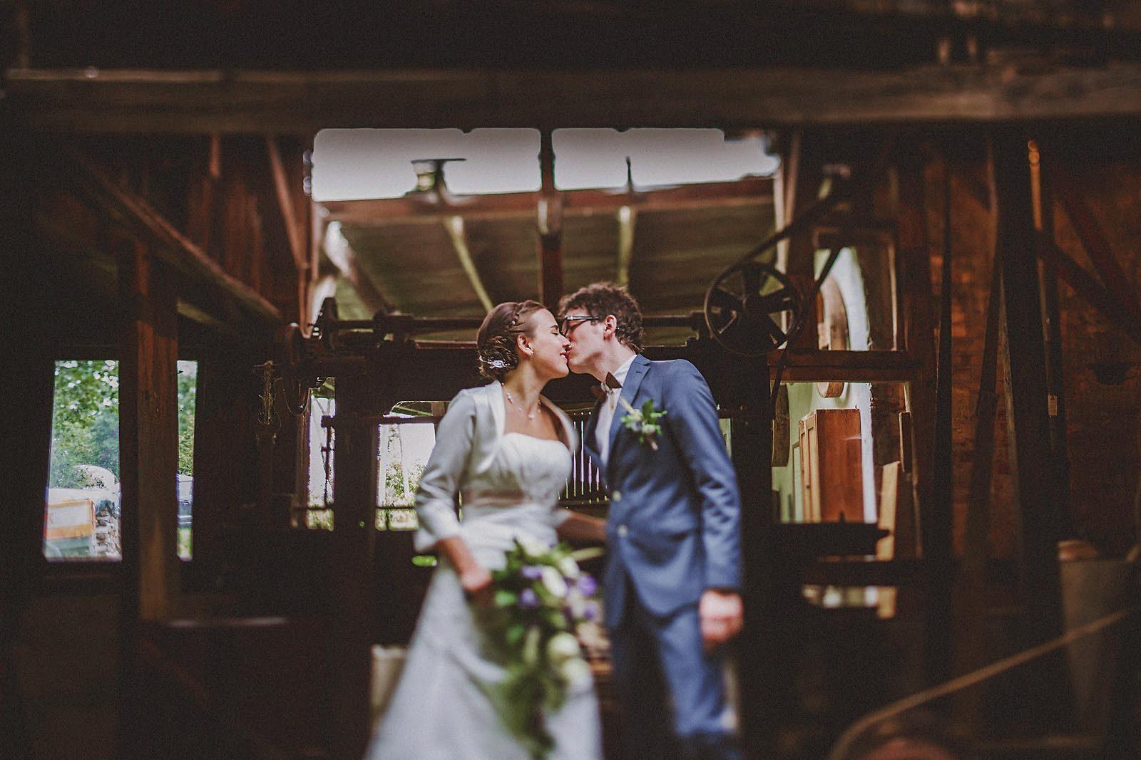 Hochzeitsfotograf Brandenburg Salvey Mühle