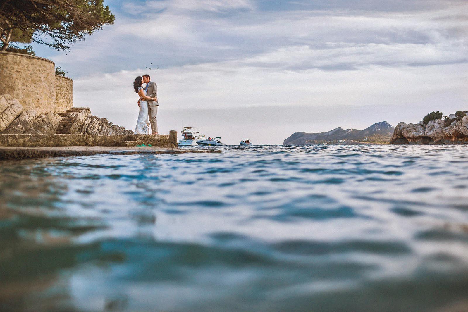 Hochzeitsfotograf Mallorca Port Ver Del Mar