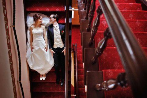 Hochzeitsfotograf Berlin Regenhochzeit