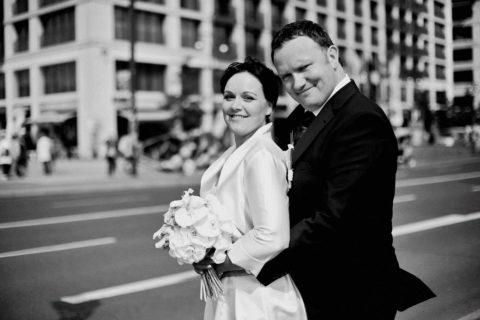 Hochzeitsfotograf Berlin Rotes Rathaus