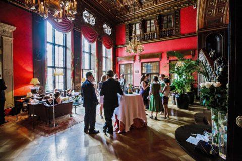 Hochzeitsfotograf Berlin Schlosshotel im Grunewald