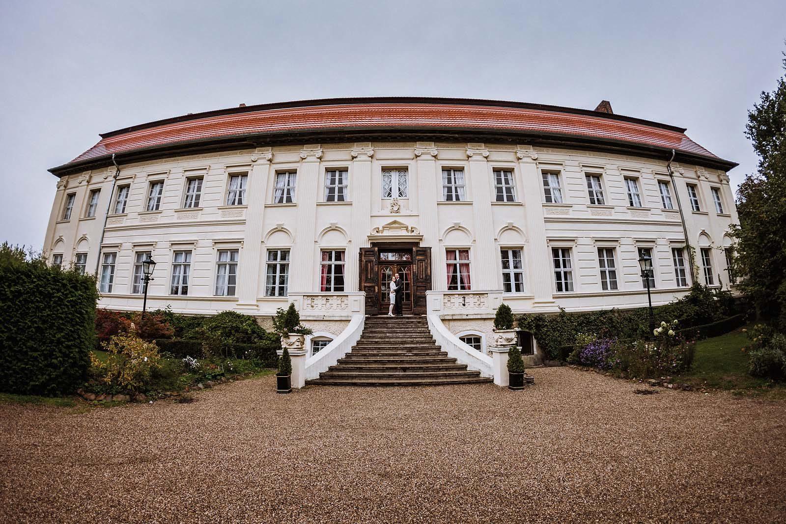 Hochzeitsfotograf Sachsen-Anhalt Schloss Dretzel