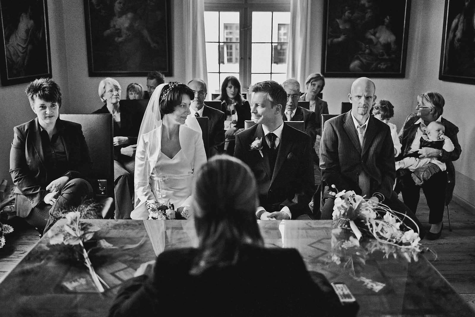 Hochzeitsfotograf Standesamt Schloss Caputh
