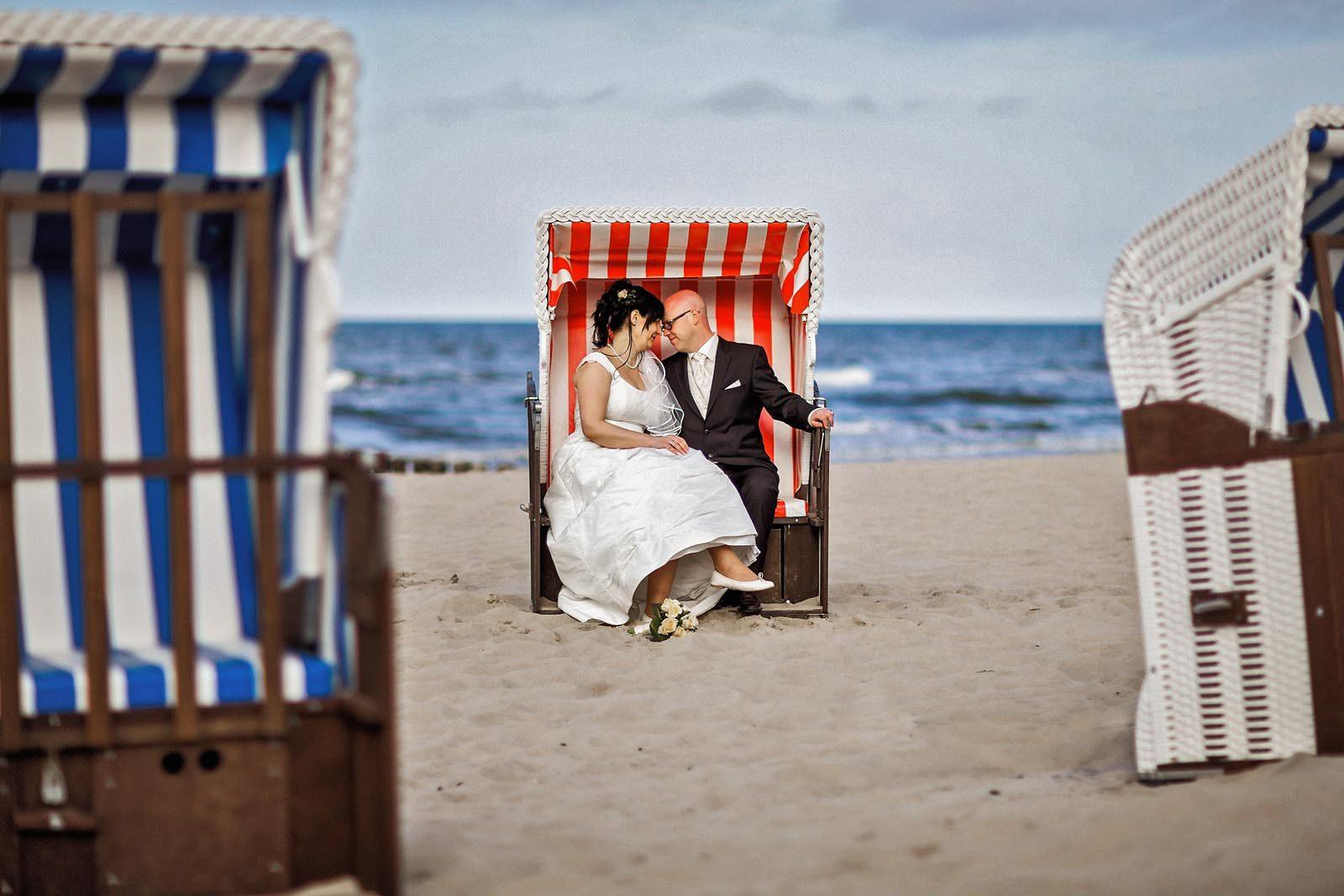 Hochzeitsfotograf Usedom Wasserschloss Mellenthin