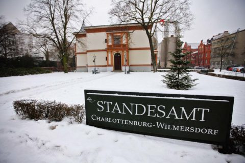 Standesamt Villa Kogge Winterhochzeit